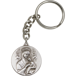 Our Lady of Perpetual Health<br>KeyChain - 5598SRC