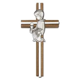 Communion Boy<br>5620 - 6 x 3<br>Wall Cross