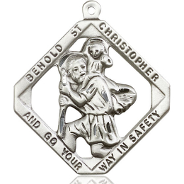 St Christopher<br>5628 - 1 3/4 x 1 1/2