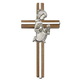 Communion Girl<br>5630 - 6 x 3<br>Wall Cross