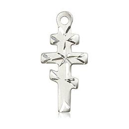 Greek Orthadox Cross<br>5654 - 5/8 x 1/4