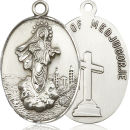 Our Lady of Medugorje<br>5679 - 1 3/8 x 7/8