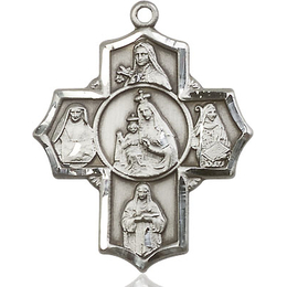 Our Lady of Mount Carmel 4-Way<br>5702 - 1 1/4 x 1
