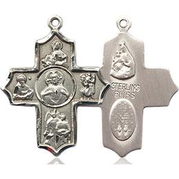 Sacred Heart 5-Way<br>5719 - 7/8 x 3/4