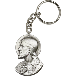 Sacred Heart<br>5850SRC - 2 x 1 3/8<br>KeyChain