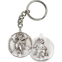 Saint Christopher<br>5867SRC - 1 5/8 x 1 1/2<br>KeyChain