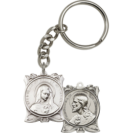 Immaculate Heart of Mary<br>KeyChain - 5870SRC
