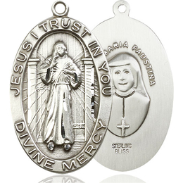Divine Mercy<br>5874 - 1 5/8 x 1
