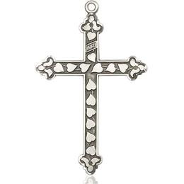 Heart Cross<br>6033 - 1 5/8 x 1