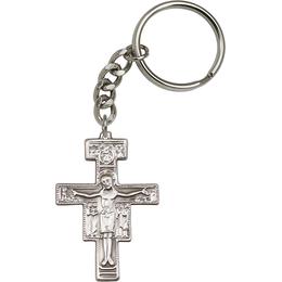 San Damiano<br>KeyChain - 6070SRC