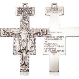 Damiano Crucifix<br>6079 - 3 1/8 x 2 1/4