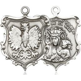 Our Lady of Czestochowa<br>6094 - 1 x 3/4