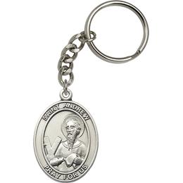 St Andrew<br>6700SRC - 1 7/8 x 1 1/4<br>KeyChain
