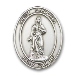 Saint Barbara<br>6706V - 1 5/8 x 1 1/4<br>Visor Clip