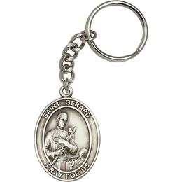 St Gerard<br>KeyChain - 6742SRC