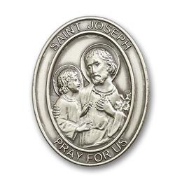 Saint Joseph<br>6758V - 1 1/2 x 1 1/4<br>Visor Clip