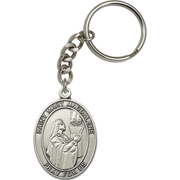 St Mary Magdalene<br>6771SRC - 1 7/8 x 1 1/4<br>KeyChain