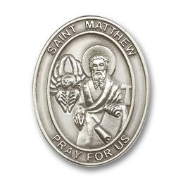 St Matthew<br>Visor Clip - 6774V