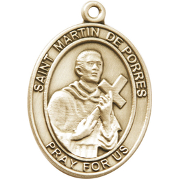 St Martin de Porres<br>KeyChain - 6789SRC