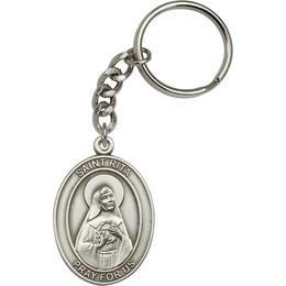 Saint Rita of Cascia<br>6794SRC - 1 7/8 x 1 1/4<br>KeyChain