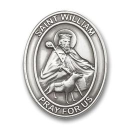 Saint William<br>6814V - 1 5/8 x 1 1/4<br>Visor Clip