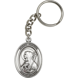 Saint Brigid of Ireland<br>6823SRC - 1 7/8 x 1 1/4<br>KeyChain