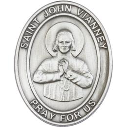 St John Vianney<br>Visor Clip - 6982V