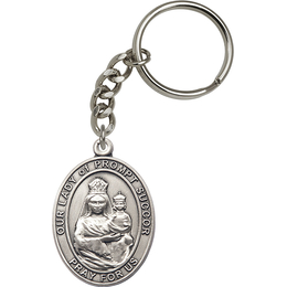 Our Lady of Prompt Succor<br>6999SRC - 1 7/8 x 1 1/4<br>KeyChain