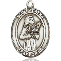 St Agatha<br>Available in 3 Sizes