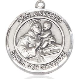 San Antonio<br>Round Patron Saint Series