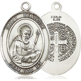 St Benedict<br>Available in 3 Sizes