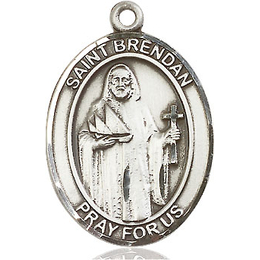 St Brendan the Navigator<br>Available in 3 Sizes
