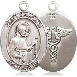 St Camillus of Lellis Nurse<br>Available in 2 Sizes