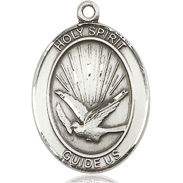 Holy Spirit<br>Oval Patron Saint Series<br>Available in 3 Sizes