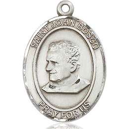 St John Bosco<br>Oval Patron Saint Series<br>Available in 3 Sizes