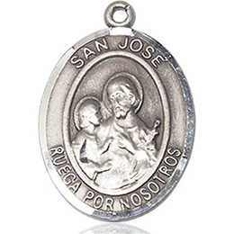 San Jose<br>Oval Patron Saint Series