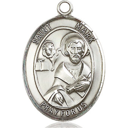 St Mark the Evangelist<br>Oval Patron Saint Series<br>Available in 3 Sizes