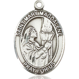 St Mary Magdalene<br>Oval Patron Saint Series<br>Available in 3 Sizes