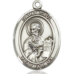 St Paul the Apostle<br>Oval Patron Saint Series<br>Available in 3 Sizes