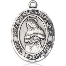 Virgen de la Divina<br>Oval Patron Saint Series