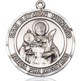 San Raymon Nonato<br>Round Patron Saint Series