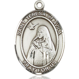 St Teresa of Avila<br>Oval Patron Saint Series<br>Available in 3 Sizes