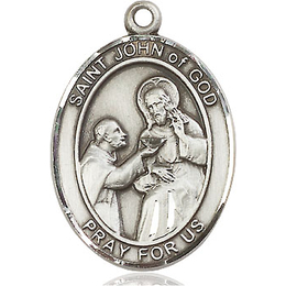 St John of God<br>Available in 3 Sizes