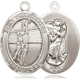 St Christopher Volleyball<br>Available in 3 Sizes