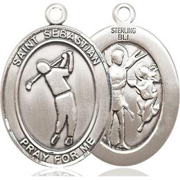 St Sebastian Golf<br>Available in 3 Sizes