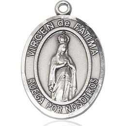Virgen de Fatima<br>Oval Patron Saint Series