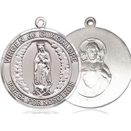 Virgen de Guadalupe<br>Round Patron Saint Series