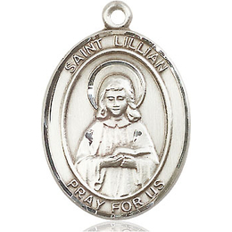 St Lillian<br>Oval Patron Saint Series<br>Available in 3 Sizes