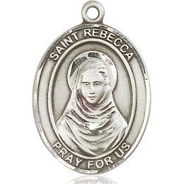 St Rebecca<br>Oval Patron Saint Series<br>Available in 3 Sizes