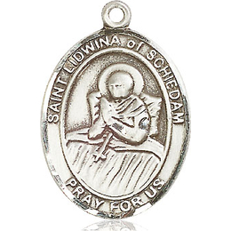 St Lidwina of Schiedam<br>Available in 3 Sizes